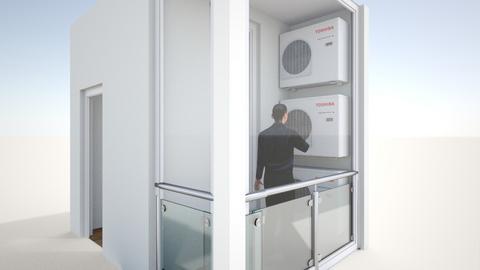 KACA_LT 5 DOUBLE DOORS - Office - by kantormbs