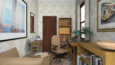 Office2 - Office  - by auntiehelen