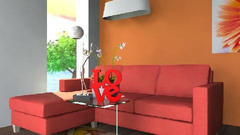 i l♥veLiving  - Eclectic - Bedroom  - by jackiefruit