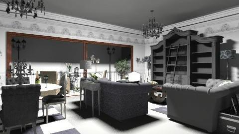 apartment in Paris - Eclectic - by Kiriaki Gakidou