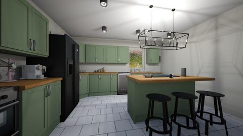 dani - Kitchen  - by daniweddle