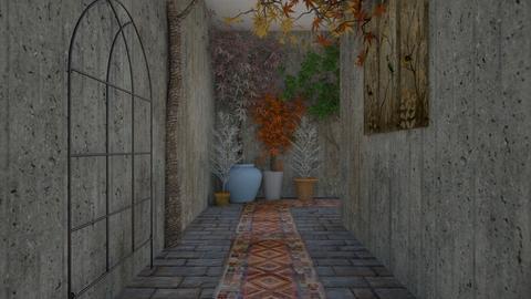 urban jungle hallway 22 - Modern - by decordiva1