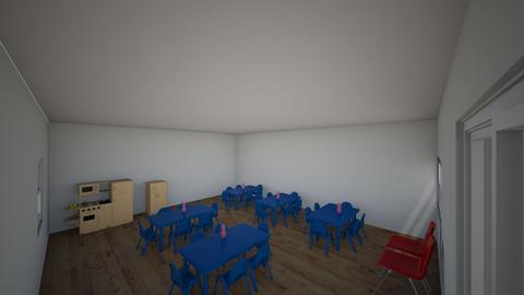 sleepimh room - Kids room  - by rkour