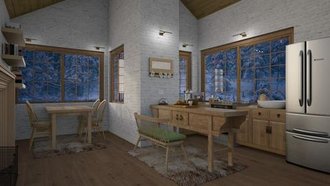 Home - Kitchen  - by daydreamer84