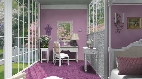 Iza - Rustic - Bedroom  - by milyca8