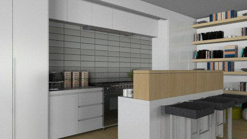 Kitchen Renovation - Modern - Kitchen  - by Carliam