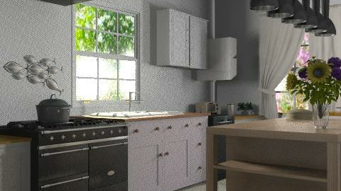 kit - Classic - Kitchen  - by fried