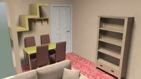 Chris - Minimal - Living room  - by cborgie