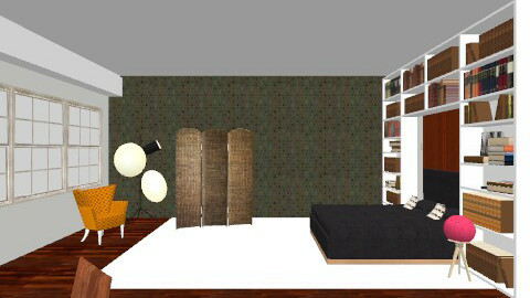 sheshko sapnas - Glamour - Living room  - by mivanovna