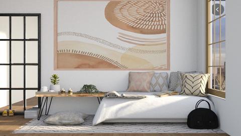 Aura - Bedroom  - by LuluDesignStyle