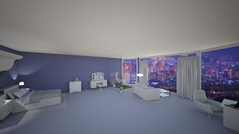 LILAC - Bedroom  - by afrida nawar