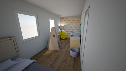 kidsroom5 - Kids room  - by bazed