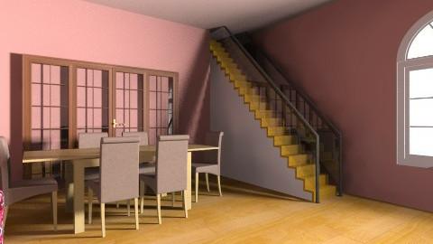 skyyyyy  - Living room - by erna_
