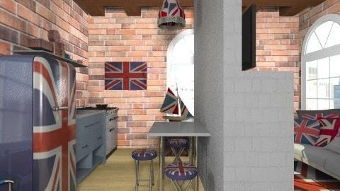 apartament in UK - Classic - by Maria_Julia