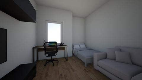 Zimmer 1 - Bedroom  - by Lucaalbrecht