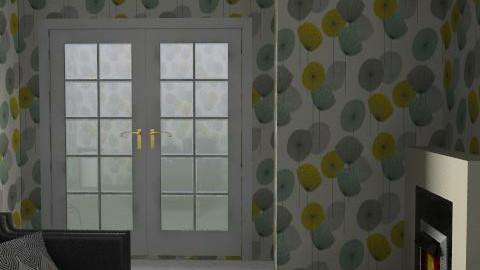 Living on a prayer - Retro - Living room  - by Bunnie Boo