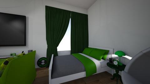 green - by hhmmtt