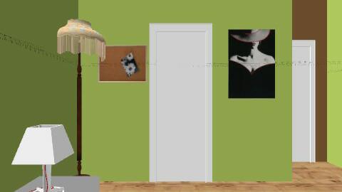 My Bedroom Idea - Vintage - Bedroom  - by lululovessushi