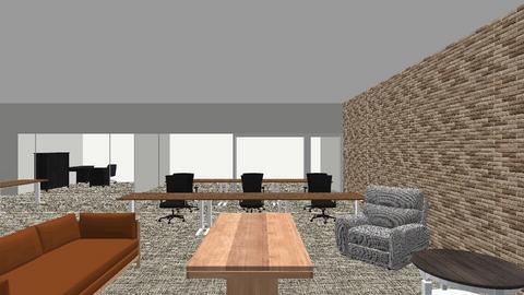 Office - by Braedyfinnigan