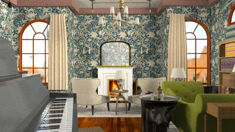 Royal Chambers - Classic - Living room  - by natural11