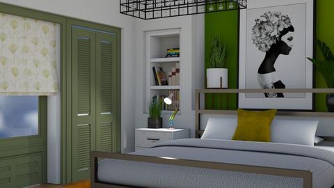 PIB - Modern - Bedroom  - by augustmoon