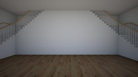 ytr - Living room  - by AleksandraZaworska98