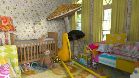 Sweetiepies Room - Kids room  - by Trimble Official