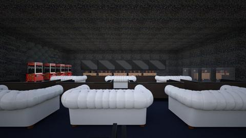 Movie theater 12 - by JonJon2089