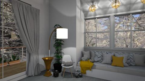 Cosy Window Area Remix - Modern - by KittyKat28