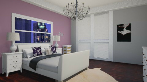 natandmyre - Bedroom - by cccmmmc