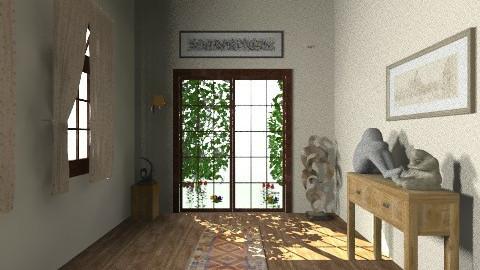 dining room - Feminine - Dining room - by elnor