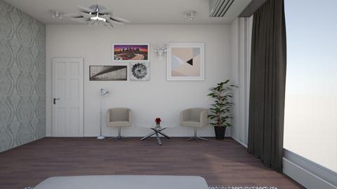 1st room - Bedroom  - by iamthobee