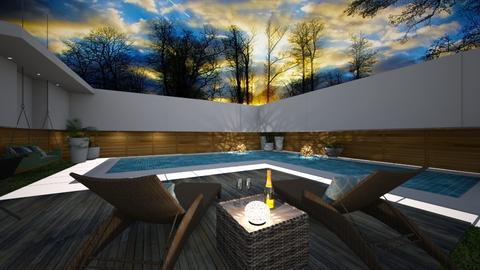 Pool XIX - by nanabpf