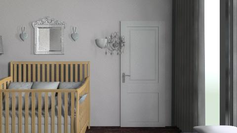 babuu - Minimal - Kids room  - by nataliaMSG