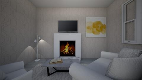Living room - Modern - Living room  - by frobson