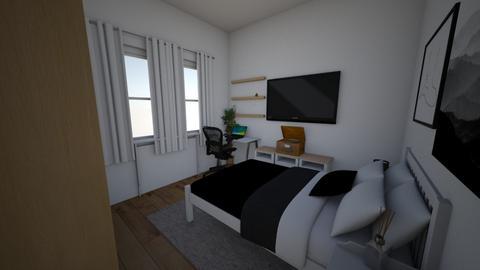 Room 19 - Bedroom  - by tansbip