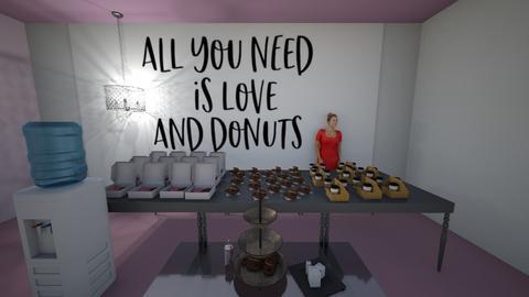 Donuts Shop - by txulu_2000