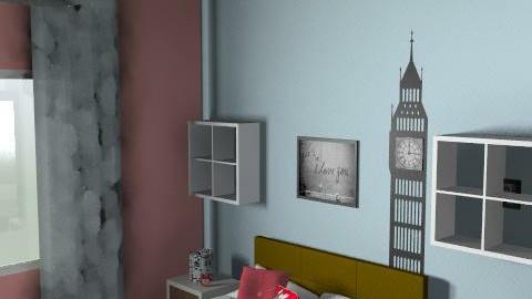 recant - Minimal - Bedroom - by lopez_rica