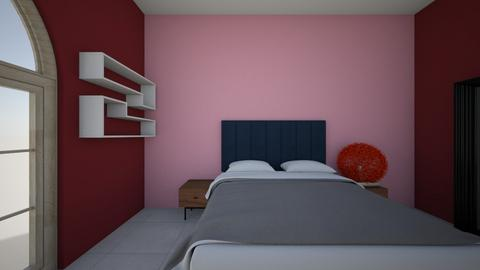 lo que yo quiera  - Classic - Bedroom  - by Yeran Nophal