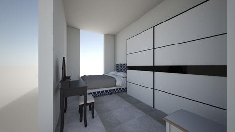 burak - Modern - Bedroom  - by yesno5454