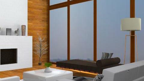 Living Room 3 - Minimal - Living room  - by Jann F