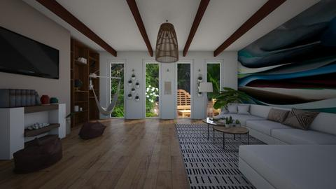 O Keefe Living Room - Living room - by Hannah_4647
