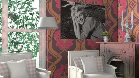mok - Retro - Living room  - by ory_ana