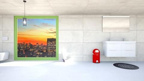 Coastal - Country - Bathroom  - by RODIO124