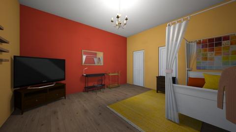 room - Bedroom  - by kelseyvstheworld