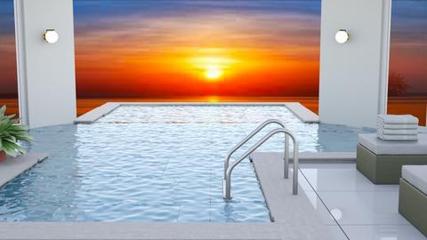 Hotel Pool_LilLil - by LilLil