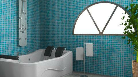 Spa Urbano - Eclectic - Bathroom  - by sacerdote