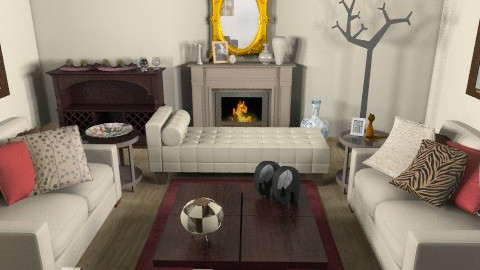 Living room - Modern - Living room - by Isahbela