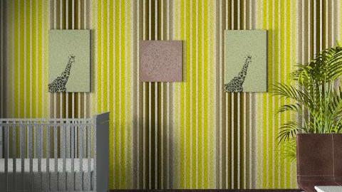 TWINS!!! - Modern - Kids room  - by juicygirl
