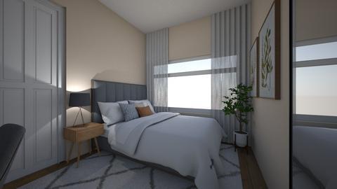 bedroom  - Bedroom  - by emilycox